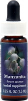 Flower Essence FES Quintessentials™ Manzanita Supplement Dropper -- 0.25 fl oz