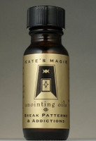 Anointing Oil - Break Patterns & Addictions