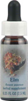 Flower Essence Elm Herbal Supplement Dropper -- 0.25 fl oz