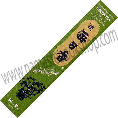 Morning Star Incense 50 sticks Green Tea