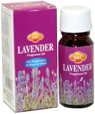 Sac Lavender Fragrance Oil 10ML