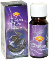 Sac Dragon Blood Incense Fragrance Oil 10ml