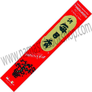 Morning Star Incense 200 sticks Sandalwood