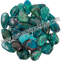 Tumbled Stone Chrysocolla