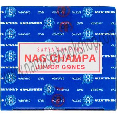 Incense Cones in Display Box Nag Champa