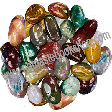 Tumbled Stones Fancy Jasper