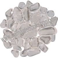 Tumbled Stones High Grade Clear Quartz