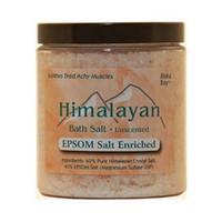 Himalayan Bath Salt EPSOM Salt Enriched