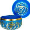 Chakra Singing Bowl Blue - Throat