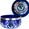 Chakra Singing Bowl Cobalt - Third Eye