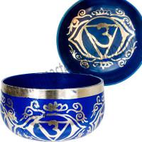 Chakra Singing Bowl Cobalt - Third Eye