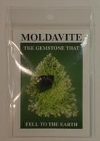 Moldavite Gemstone $35