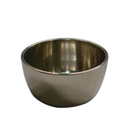 Vertical Design Plain Singing Bowl 7.5 cm