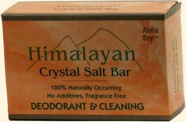 Himalayan Crystal Salt Bar