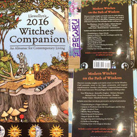 2016 Witches Companion