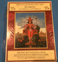 The Sun & Moon Gift Set Scorpio Oct 24 to Nov 22