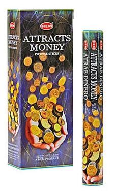 Hem Attracts Money Incense