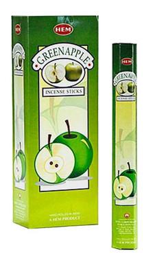 Hem Green Apple Incense