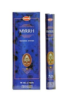 Hem Myrrh Incense