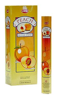 Hem Peach Incense