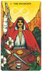 Morgan-Greer Tarot Deck the Magician