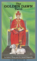 The Golden Dawn Tarot by Dr. Israel Regardie