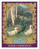 The Sacred World Oracle by KRIS WALDHERR Peacock