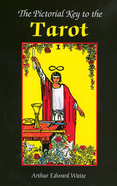 The Pictorial Key to the Tarot Book