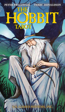 The Hobbit Tarot by Terry Donaldson