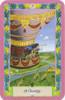 Mystical Kipper Deck by Regula Elizabeth Fiechter A Change