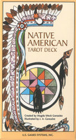 Native American Tarot Deck by Magda Weck Gonzalez and J. A. Gonzalez