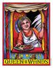 LeGrande Circus & Sideshow Tarot by Joe Lee Queen Wands