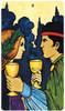 Morgan-Greer Tarot Deck Italian
