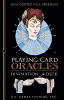 Playing Card Oracles Book & Deck Set by Ana Cortez
