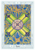 Crowley Thoth Tarot Deck Large by Aleister Crowley Truce