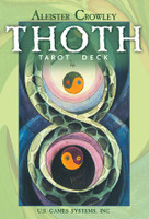 Crowley Thoth Tarot Deck Large by Aleister Crowley