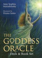 The Goddess Oracle Deck/Book Set by Amy Sophia Marashinsky