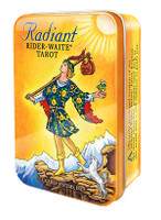 Radiant Rider-Waite® in a Tin