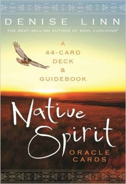 Native Spirit Oracle Cards A 44-Card Deck and Guidebook