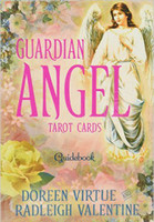 Guardian Angel Tarot™ Cards: A 78-Card Deck and Guidebook