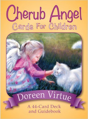 Cherub Angel Cards for Children A 44-Card Deck and Guidebook