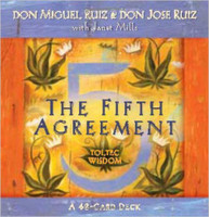 The Fifth Agreement: A 48-Card Deck, plus Dear Friends