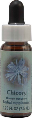 Flower Essence Chicory Supplement Dropper -- 0.25 fl oz