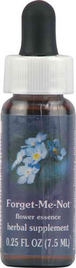 Flower Essence Forget-Me-Not Dropper -- 0.25 fl oz
