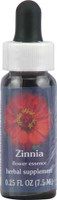 Flower Essence Zinnia Herbal Supplement -- 0.25 fl oz