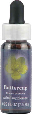Flower Essence Buttercup Dropper -- 0.25 fl oz