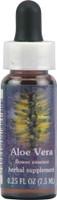 Flower Essence Aloe Vera Herbal Supplement -- 0.25 fl oz