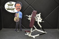 Used Cybex Plate Loaded Shoulder Press