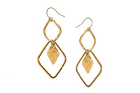 Amily Earrings Gold