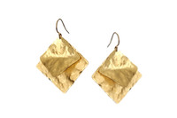 Big Cleopatra Earrings Gold